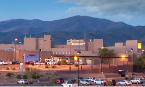 Santa Fe's Christus St. Vincent Regional Medical Center
