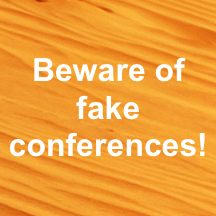Fake conferences