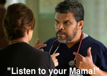"Jesse: Code Black ""Listen to your Mama"""