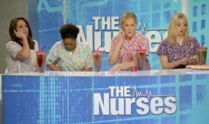 Nurses calling for help