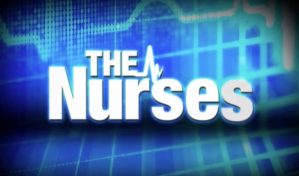 The Nurses logo Amy Schumer
