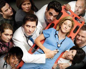 Nurse Jackie cast