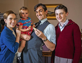 Shelagh, baby girl, Turner and Timothy