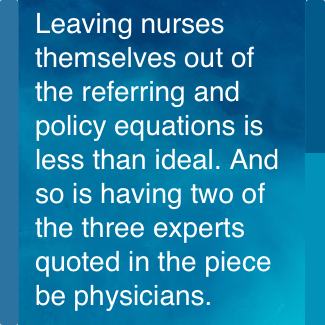 Top nurses