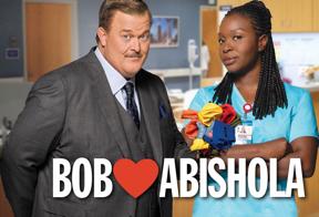 Bob heart Abishola