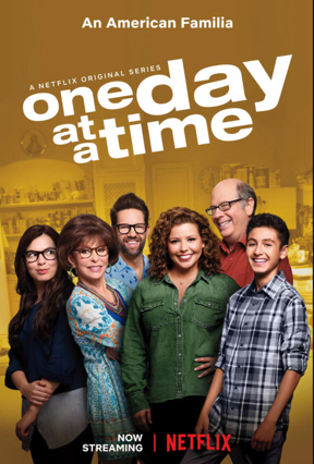 Penelope Alvarez from One Day at a Time