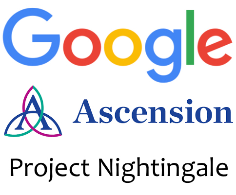 Google Ascension Project Nightingale