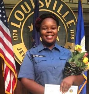 Breonna Taylor, EMT